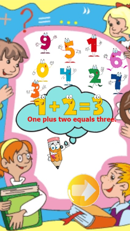 Math fact games English number practice education for kids by ...