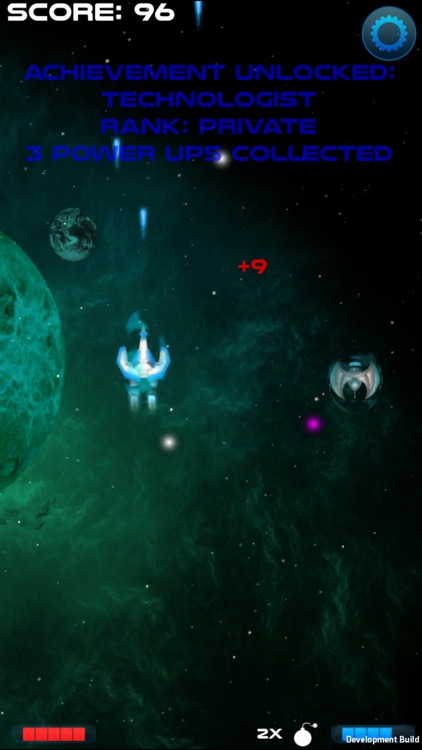 The Best Space Shooter