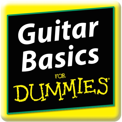 Guitar Basics For Dummies icon