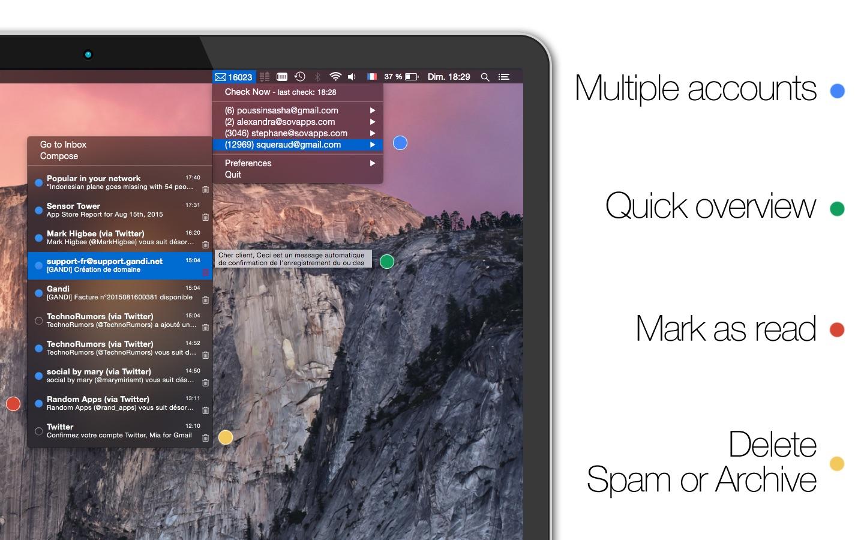 Mia for Gmail Mac 破解版 桌面电子邮件客户端-麦氪搜(iMacso.com)