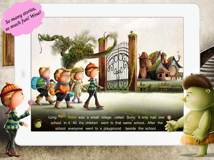 Charlie the Ogre for Children Story Time for Kids