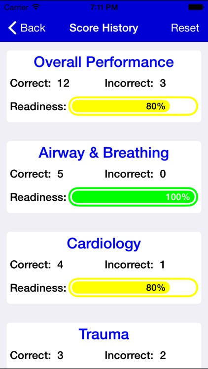 EMT Study Lite screenshot-3
