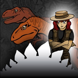 DinosaurDays An animated learning app about dinosaurs Produced by Distant Train
