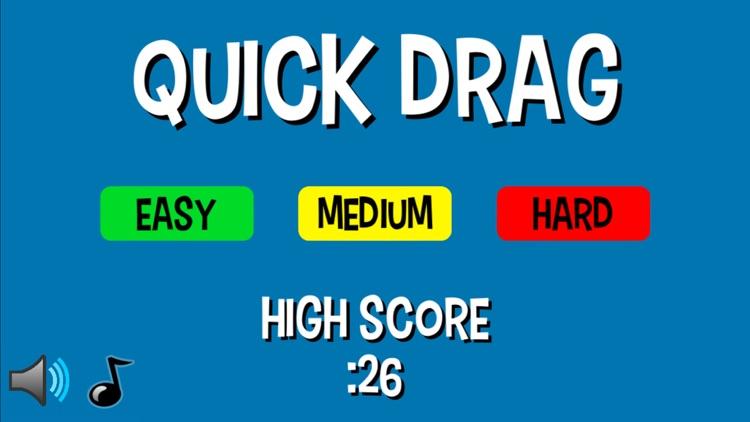 Quick Drag Game