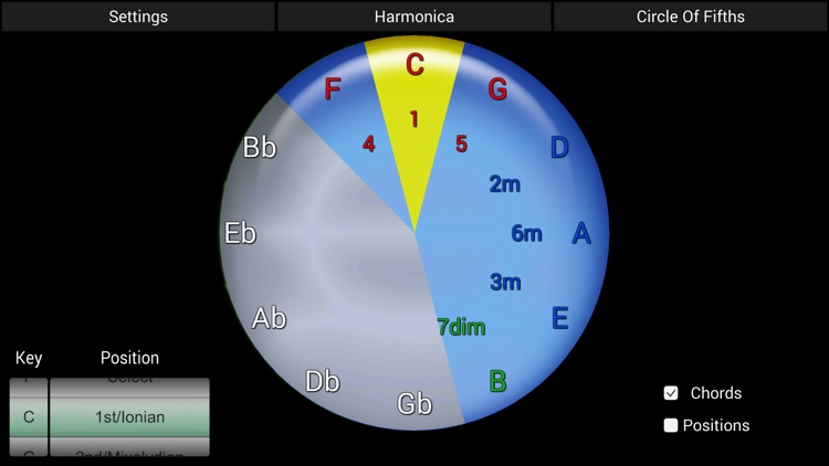 HarpNinja Diatonic Harmonica