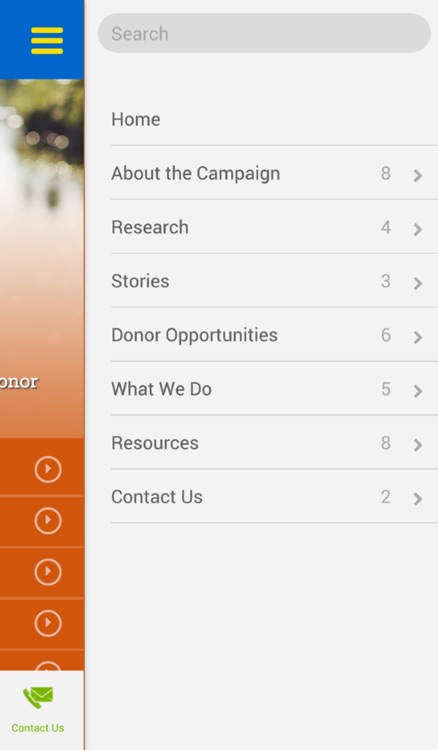 Canadian Cancer Campaign App screenshot-3