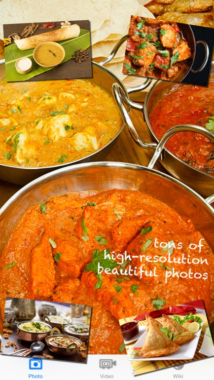 Indian Food & Recipes