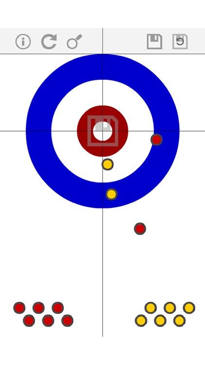Curling Strategy Board Pro screenshot-3