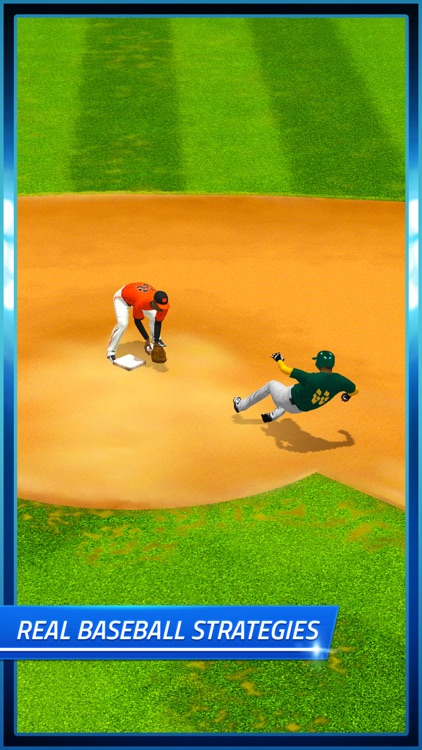 Tap Sports Baseball screenshot-3
