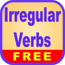 English Irregular Verbs Vocabulary Grammar Free