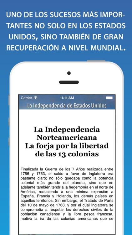 La Independencia Norteamericana