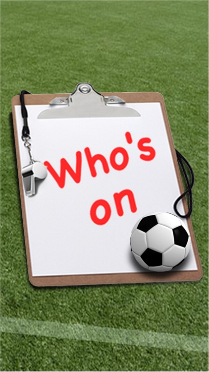Who's On - Soccer