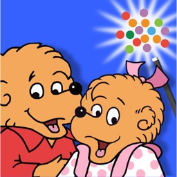 In The Dark, Berenstain Bears – Wanderful interactive storybook in English