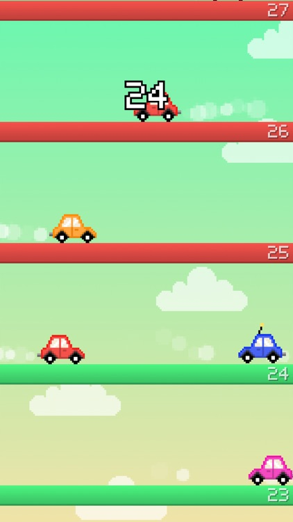 Jump Car screenshot-3