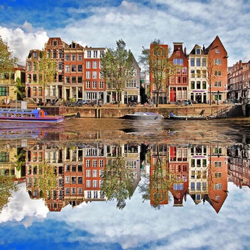 Amsterdam Wallpapers HD: Quotes Backgrounds with City Pictures