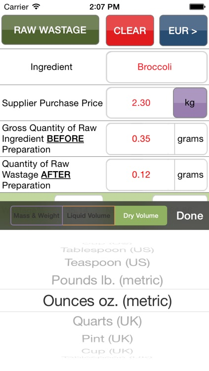 Yield costing (made simple) screenshot-4