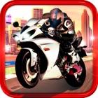 3D street bike carretera simulación de carreras icon