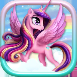 Lil Princess Pony Dress up Pretty Fashion maker game for Little Girl-y aria kids
