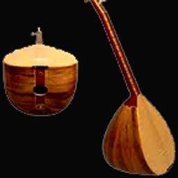 baghlama turkish / azeri music organ instrument simulator