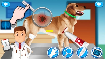 Pet Vet Doctor 2 - Dog & Cat Rescue! Animal Hospital