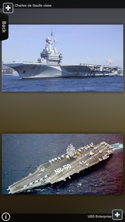 Military Naval Forces Info