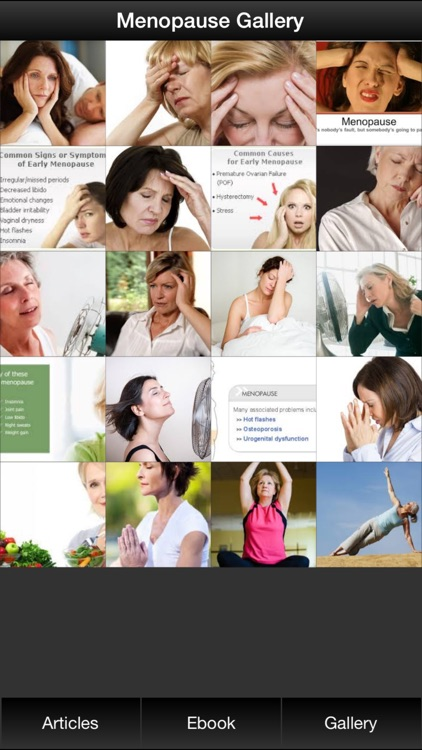 Menopause Guide - Natural Ways to Overcome Menopause Symptoms