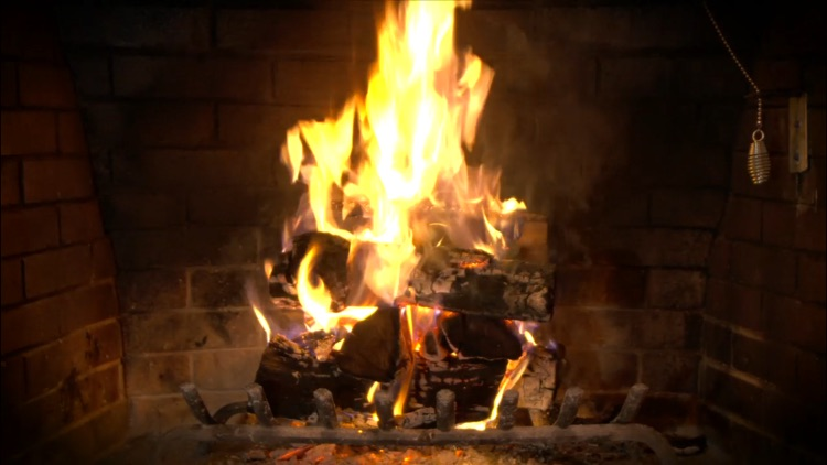 A Very Cozy Fireplace HD screenshot-0
