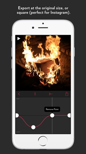 Slow Fast Slow - Control the Speed of Your Videos on the App Store