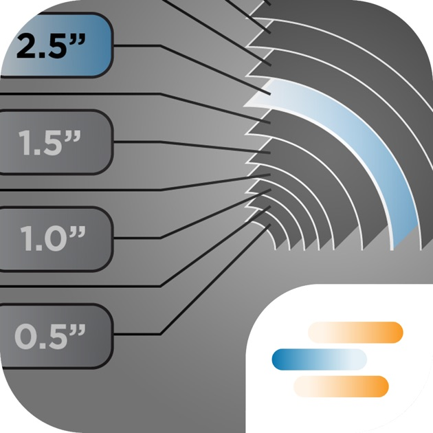 Conduit fill tracker on the app store conduit fill capacity calculator keyboard keysfo Gallery