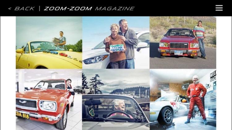 Zoom-Zoom Magazine (USA) screenshot-3