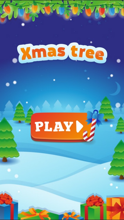 Xmas Tree for Kids Free screenshot-0