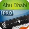 Abu Dhabi Airport Pro (AUH) Flight Tracker radar
