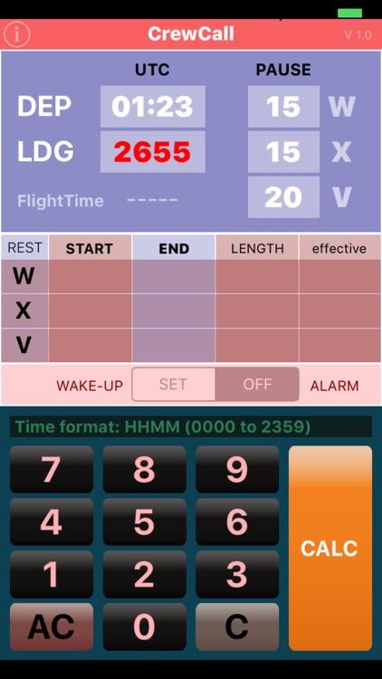 FCrewCall screenshot-4