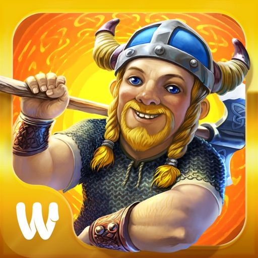 Farm Frenzy: Viking Heroes HD icon