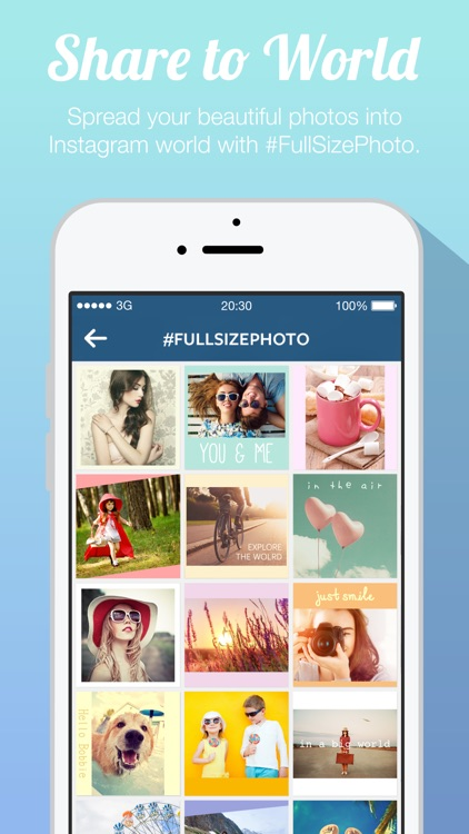 Full Size Photo - Post Entire Photos Picture and Image on Instagram without Square Cropping screenshot-4