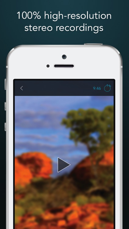 Sleep Sounds HQ: 600+ relaxing natural sounds & ambient white noise to help fall asleep