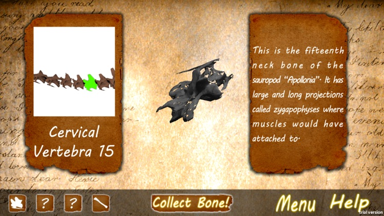 APP-OLLONIA: dinosaurs come alive at the Lee Kong Chian Natural History Museum and on your smartphone screenshot-4
