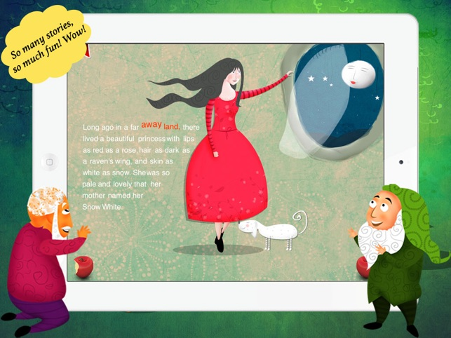 Snow White for Children by Story Time for Kids on the App Store
