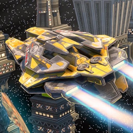 3D Space Ship Simulator PRO - Full Flying Simulation Parking Version