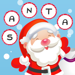 ABC Christmas games for children to train your spell-ing skills with Xmas animals of the forest