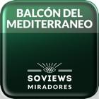 Mirador del Balcón del Mediterráneo. Tarragona icon