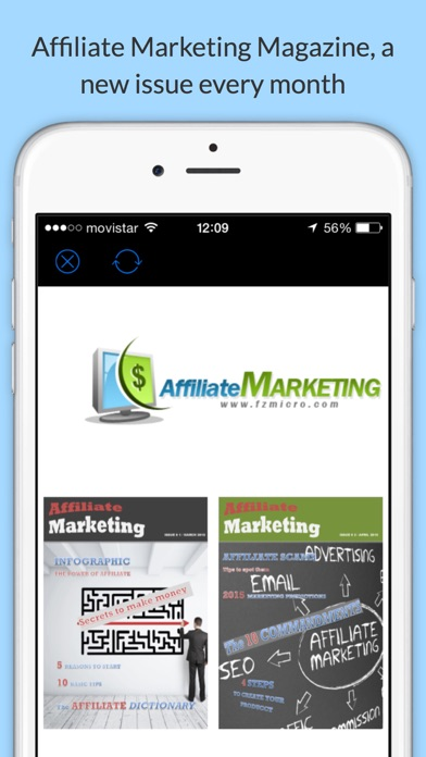 Affiliate Marketing M... screenshot1