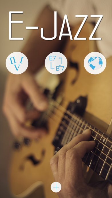 E-Jazz : Chords for Jazz Guitar by David Palmerio (iOS