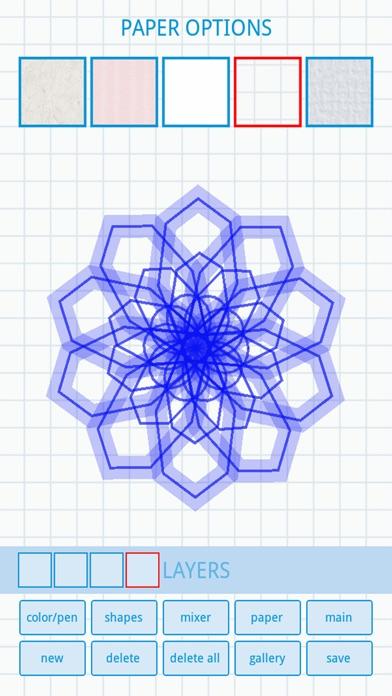 spiral mixer screenshot two