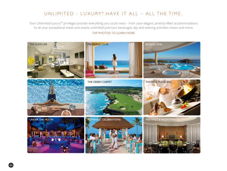 Secrets Resorts & Spas Collection