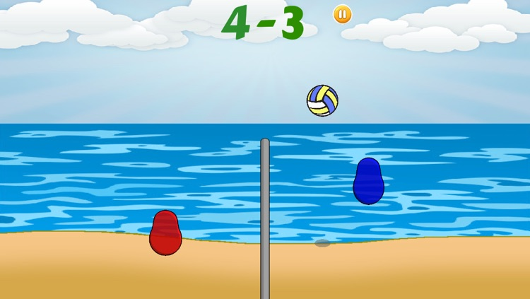 Beach Volleyball 2D