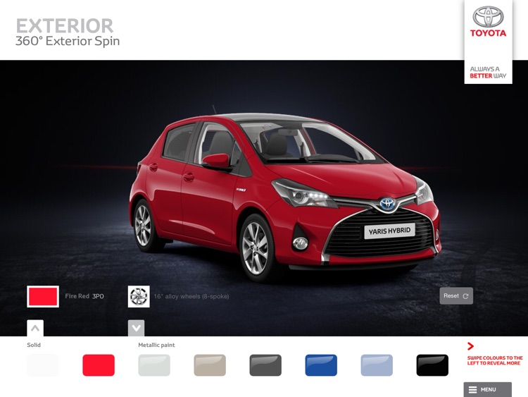 Yaris Brochure screenshot-1