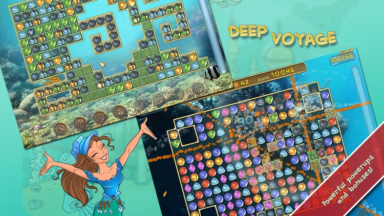 Deep Voyage screenshot-2