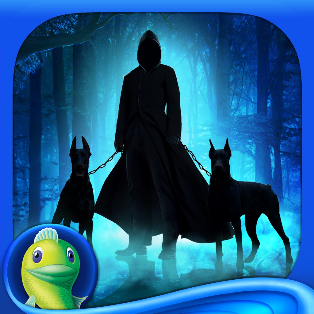 Grim Tales: The Vengeance - A Hidden Objects Detective Thriller icon
