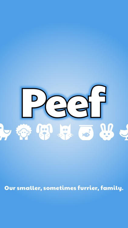 Peef : Your Pet's Record Keeper screenshot-0